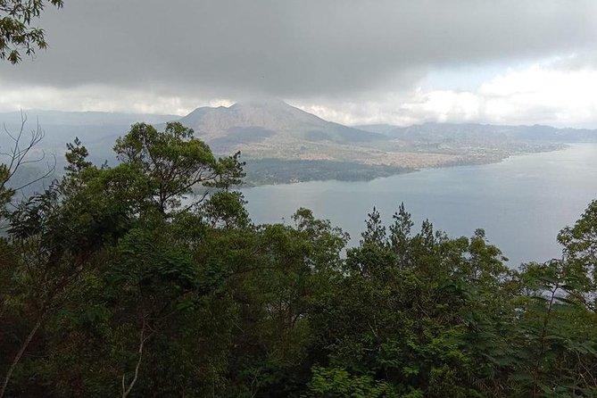 Top Batur Caldera Exploration