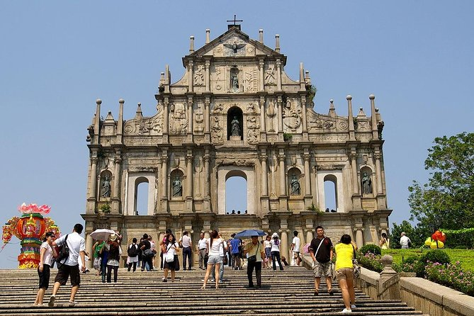 City Day Tour of Macau with lunch