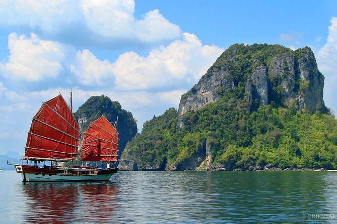 June Bahtra Cruise : Phang Nga Bay Full Day Tour from Phuket with Lunch