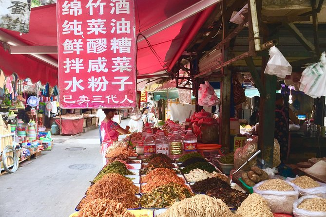 Explore the most down-to-earth market