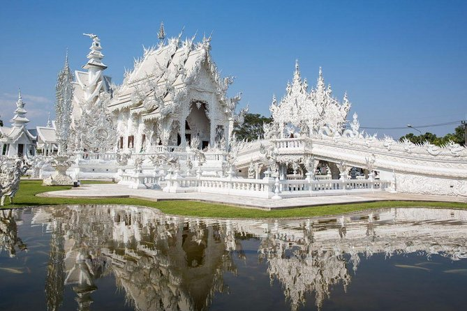 Chiang Rai One Day Tour from Chiang Mai including White Temple & Golden Triangle