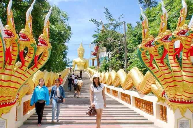 Pattaya City Tour :Big Buddha, Viewpoint & Gems Gallery (Indian Passport Only)