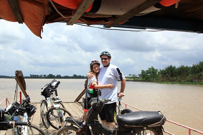Cycling Mekong 2 days and homestay