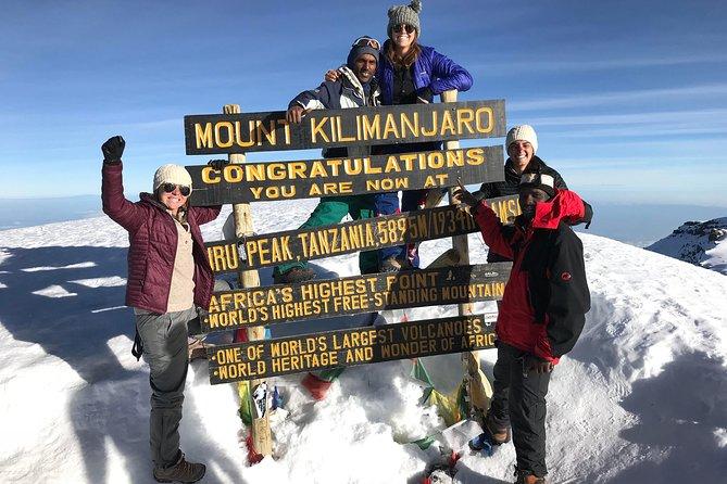 Mount Kilimanjaro Climb, Marangu Route 6 Days