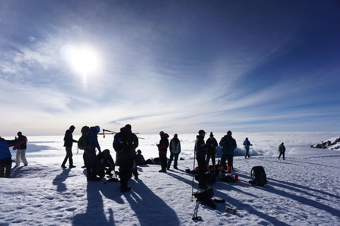 Mount Kilimanjaro Climb, Lemosho Route, 8 Days