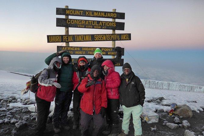 Mount Kilimanjaro Climb, 6 Days Machame Route