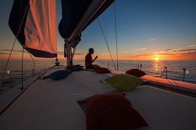 Catamaran Sunset Sailing Trip