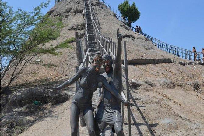 泥火山ツアー