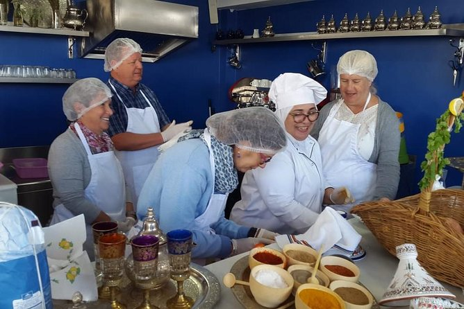 Tangier Cooking Lesson