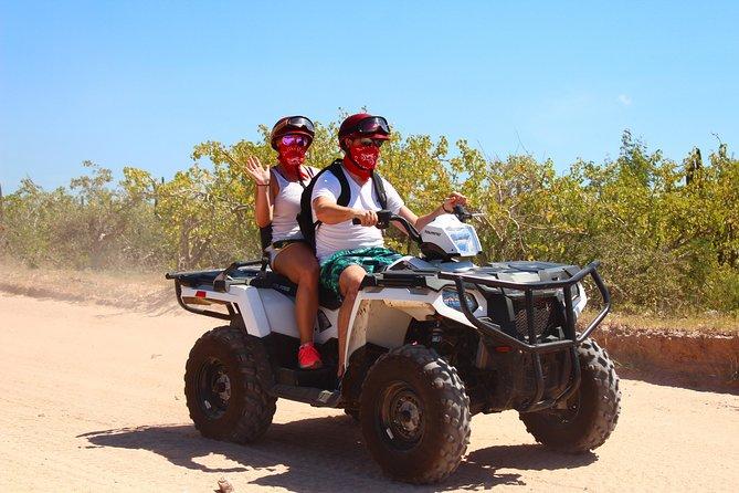 Atv 570 Polaris Migriño Desert & Beach