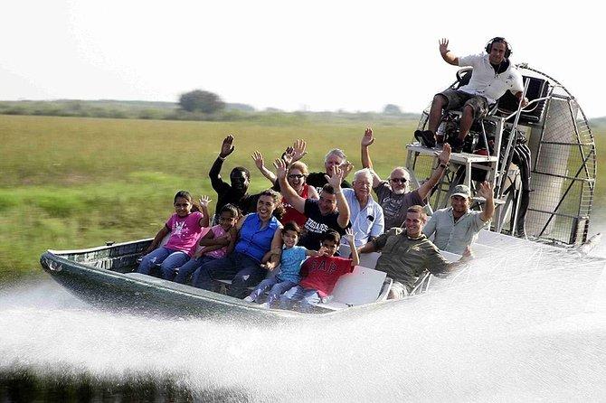 Miami Everglades Park y Air Boat Ride