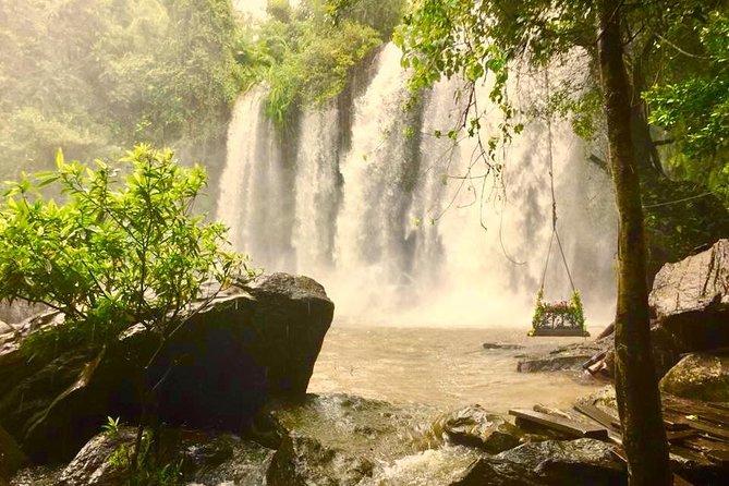 Kulen 1000 Shiva Lingas waterfall Private Tour