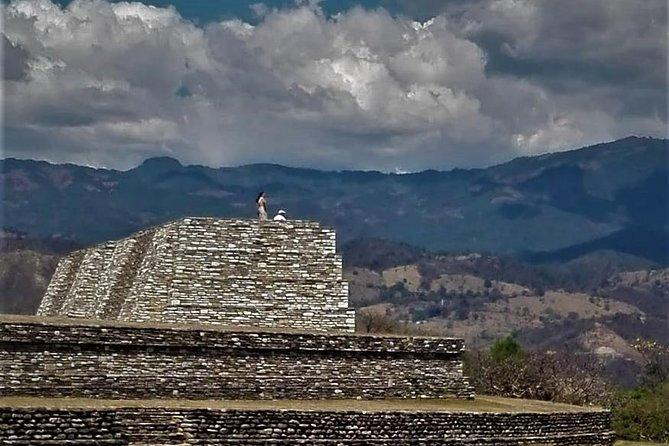 Mixco Viejo Mayan Ruins and Indigenous Mayan Market