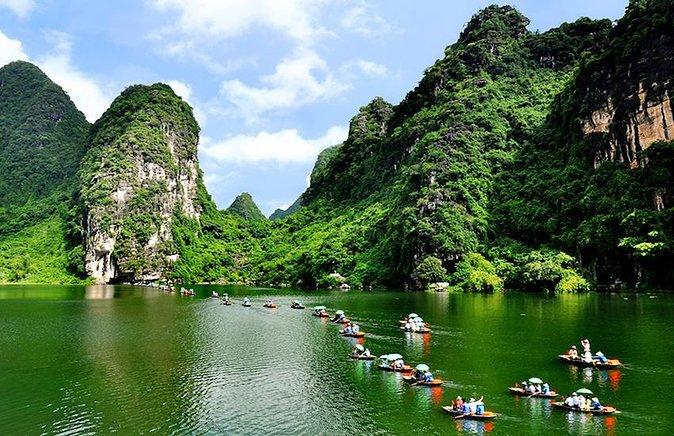 Bai Dinh - Trang An - Eco- tourism 1 Day
