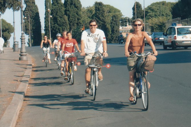 Bicycle Rentals in Rome