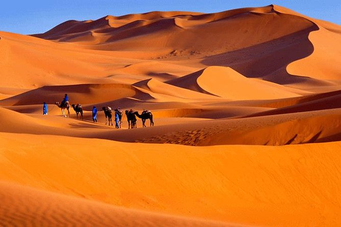 3 Day Desert Sahara Tour From Marrakech through the Atlas Mountains Private Tour