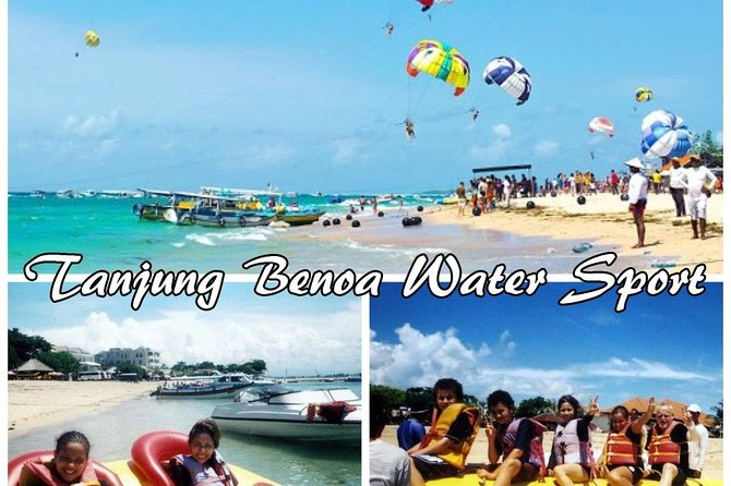 Private Tours-Best Water Sport-Parasailing Adventure-Water Blow-Uluwatu Temple