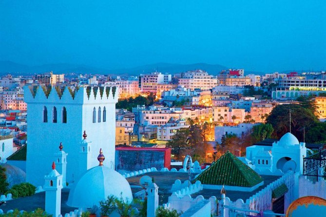 Fes to Tangier with stop to visit Chefchaouen