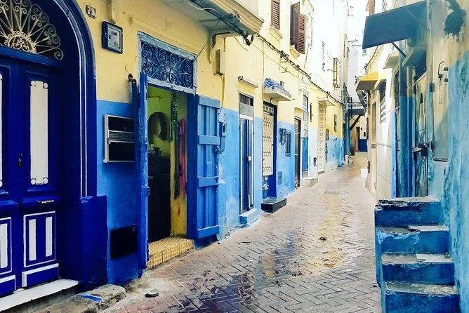 4 Hours Tour of Tangier