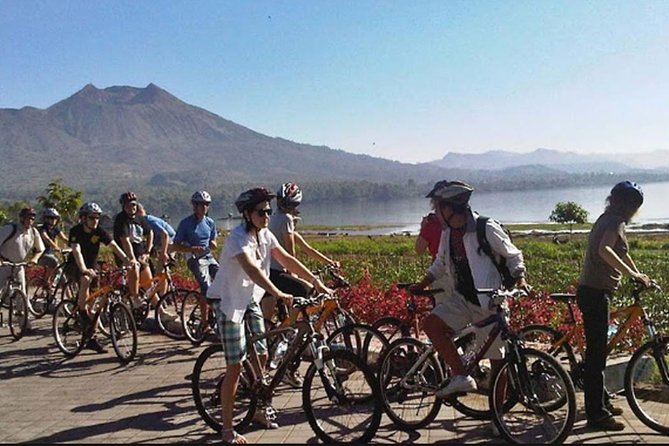 Enjoy Private Tours-Kintamani volcano downhill cycling-Tirta Empul Temple