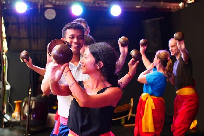 Experience Cambodian Living Arts, Dance Workshop