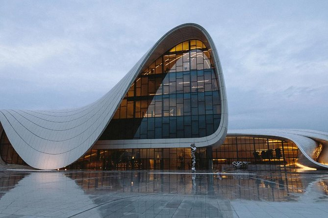 Admission Ticket: Heydar Aliyev Cultural Center