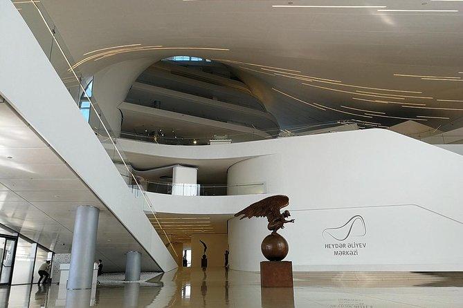Admission Ticket: Heydar Aliyev Cultural Center
