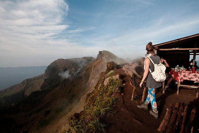 Private Tour Unforgettable Batur Volcano Hiking and Goa Gajah Temple