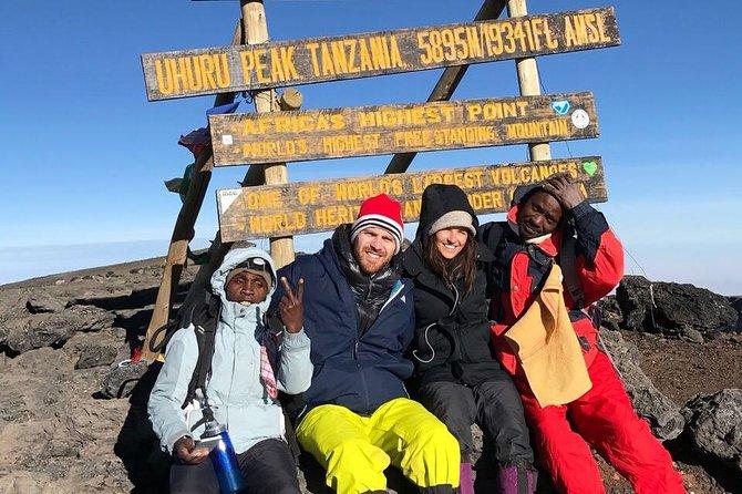 6-Day Kilimanjaro Trek via Marangu Route