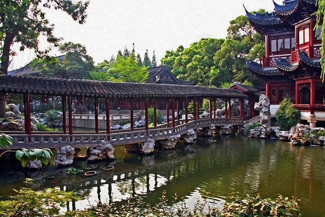 One-Day Shanghai City In-Depth Tour