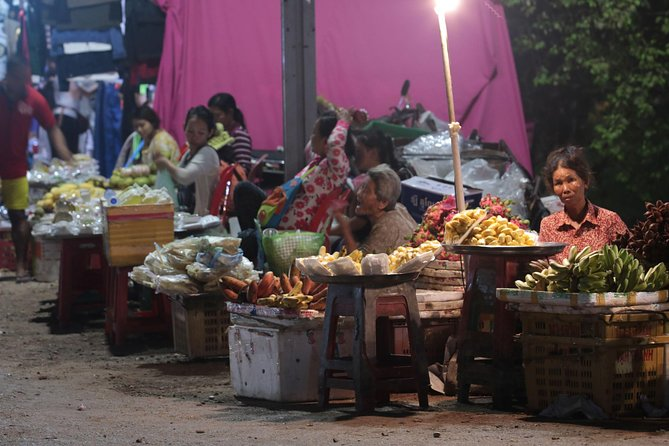 Private Night Food Tour In Siem Reap