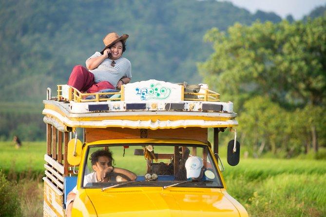 Ganzer Tag Koh Yao Noi mit Katamaran
