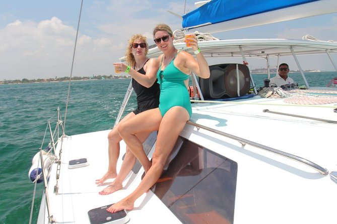 Half-Day Sailing Trip to Isla Mujeres from Cancun photo 20