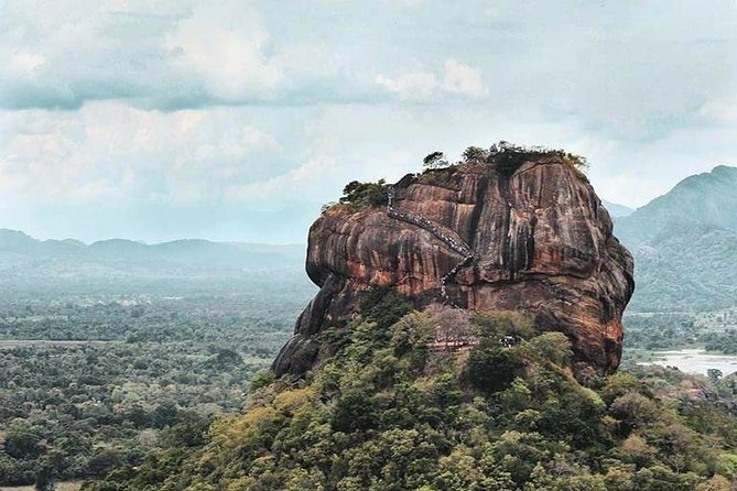 Day trip from Colombo to Sigiriya & Dambulla for group 4 to 9 people