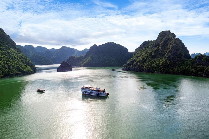2-Day Explore Halong Bay On Cruise - Budget Cruise