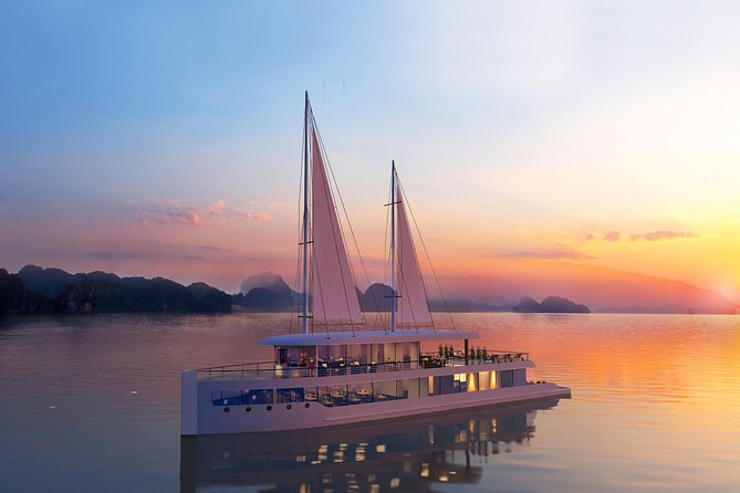 JADESAILS- HALONG BAY & LAN HA BAY LUXURY DAYTOUR