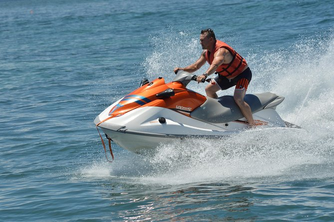 Sea Walker and Jet Ski Experience