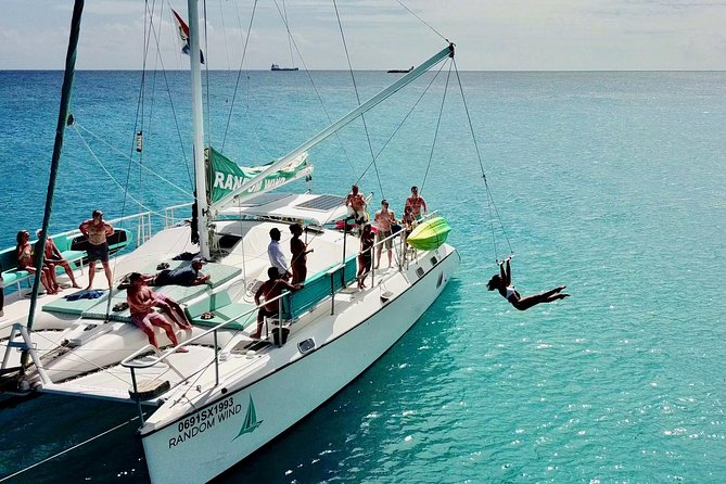 Small Group Day Sail in St Maarten