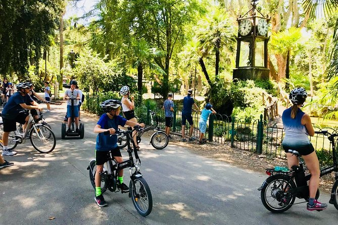 Hidden Rome - E-Bike Tour with Roman Street Food