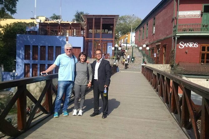 Small-Group Tour: Lima and Barranco City Tour