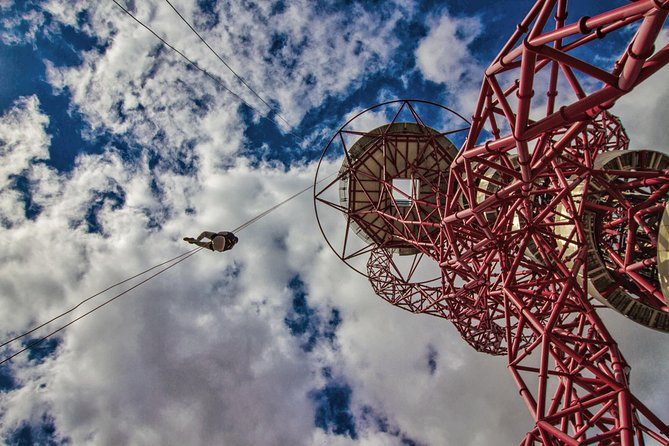 The London Abseil