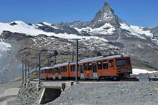 Zermatt Village Matterhorn Area plus Mt. Gornergrat Private Tour from Bern