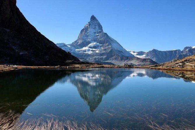 Zermatt Village Matterhorn Area plus Mt. Gornergrat Small Group Tour from Bern