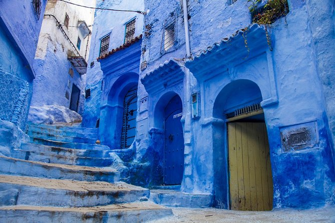 Full Day Trip to Chefchaouen Morocco
