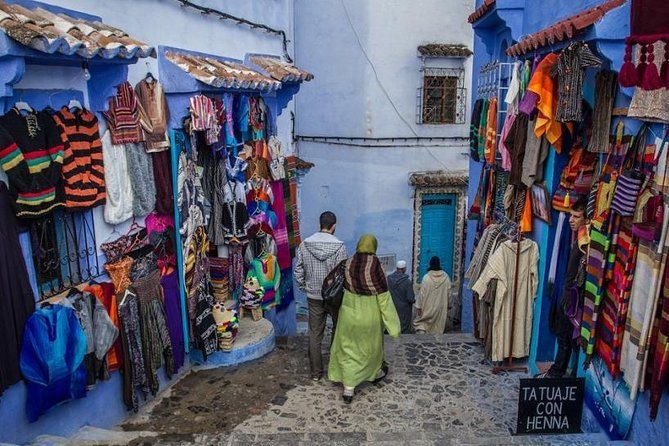 Full Day Trip to Chefchaouen Morocco photo 7