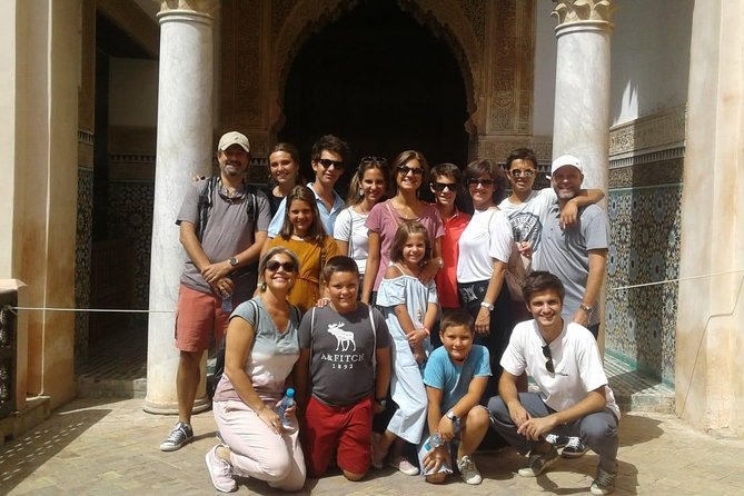 Small Group Marrakech City Tour Highlights Half-Day Tour