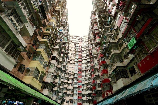 Kleingruppentour: Versteckte Schätze der alten Insel Hongkong