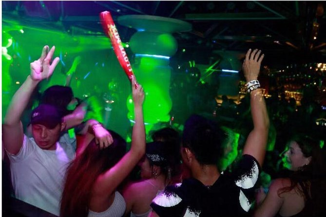 Beijing Mix Club Night Unlimited Drinking With Entrance Fee Including