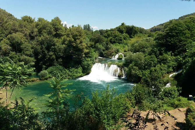 Krka Waterfalls with River Cruise Tour from Split photo 12