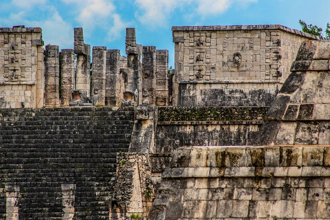 CHICHEN ITZA GOLD ALL INCLUSIVE from Playa del Carmen photo 7